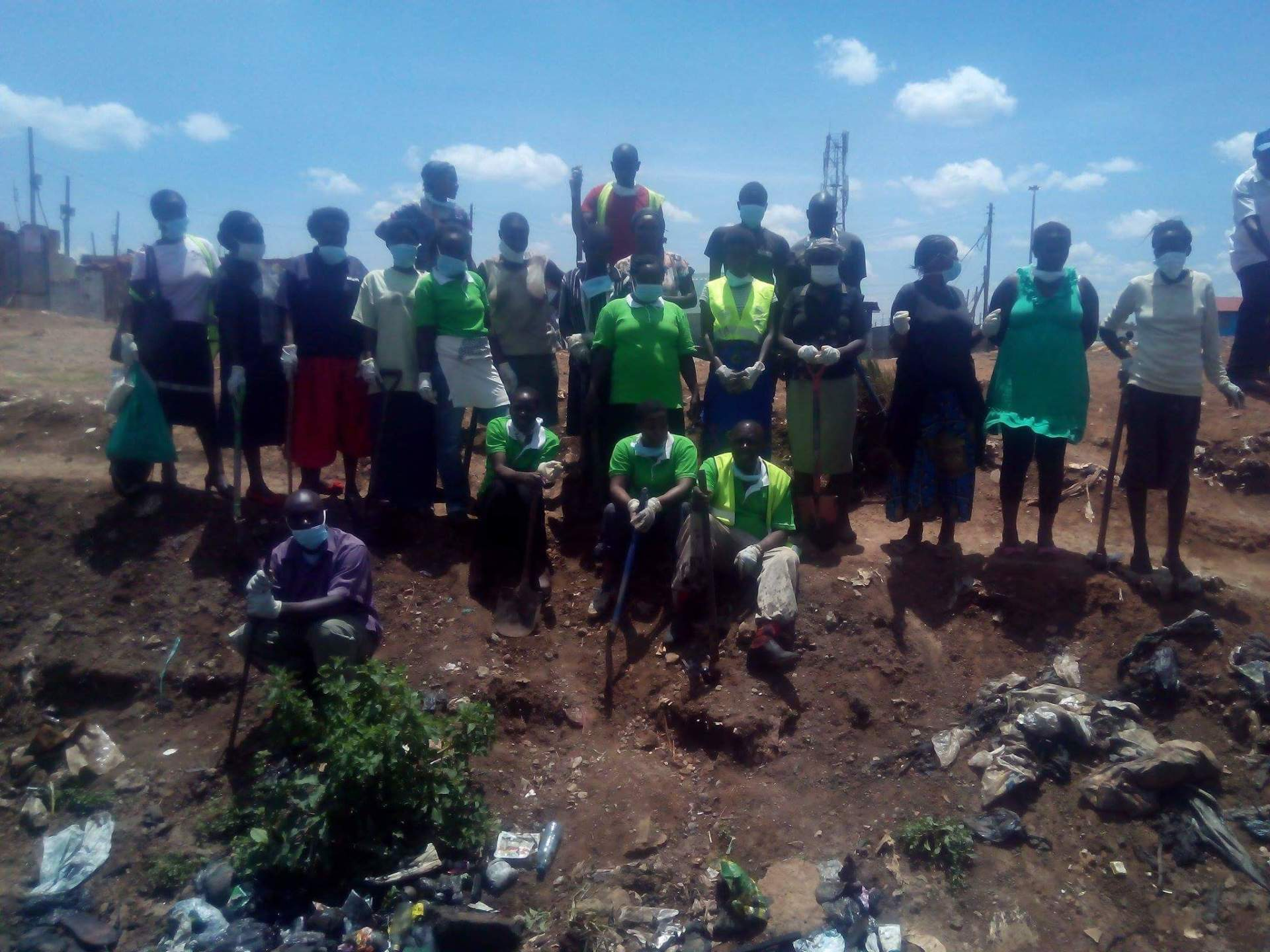 Sanitation - Gatina Community Clean-Up