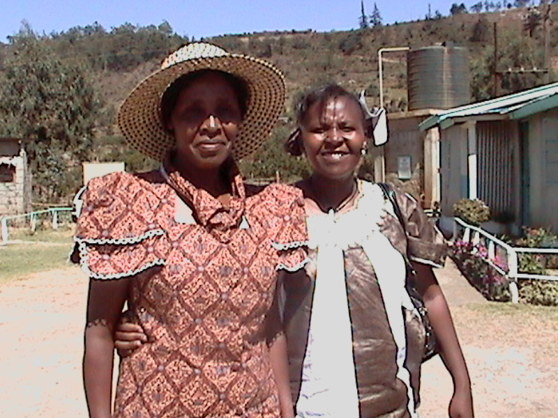 Sisters in the Rift Valley